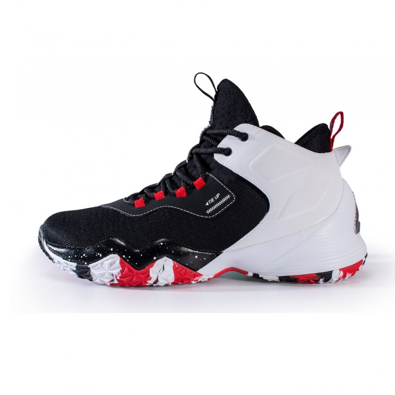 Street Ball Master Q Wing - Black/Red