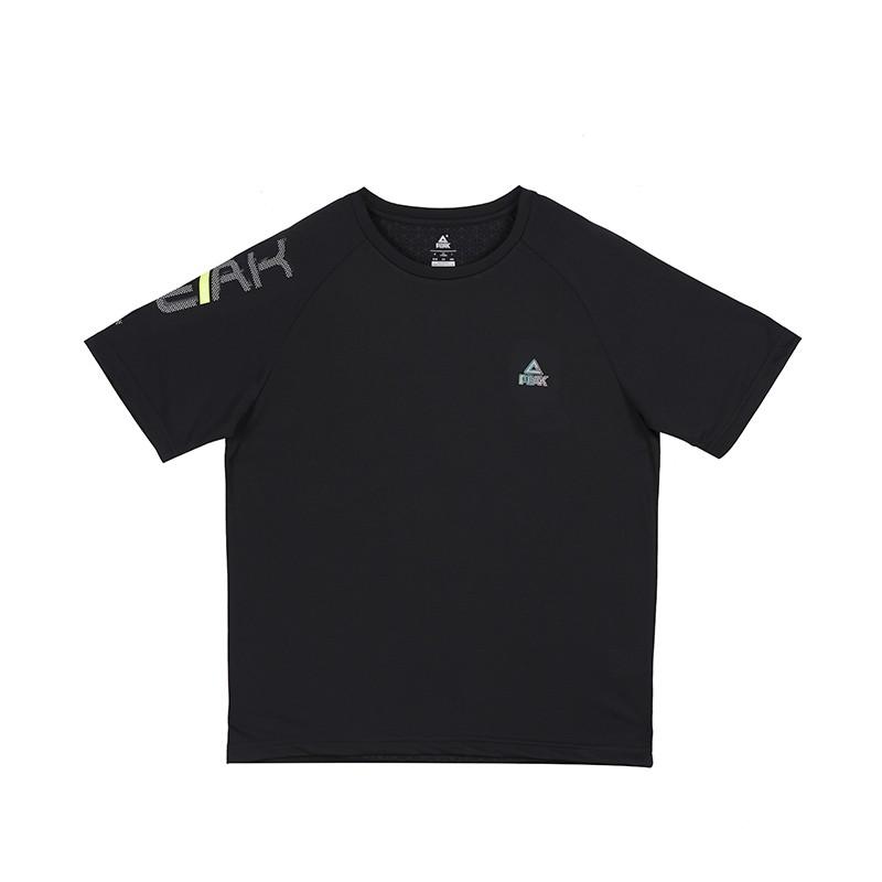 T-shirt Fitness Running - Black