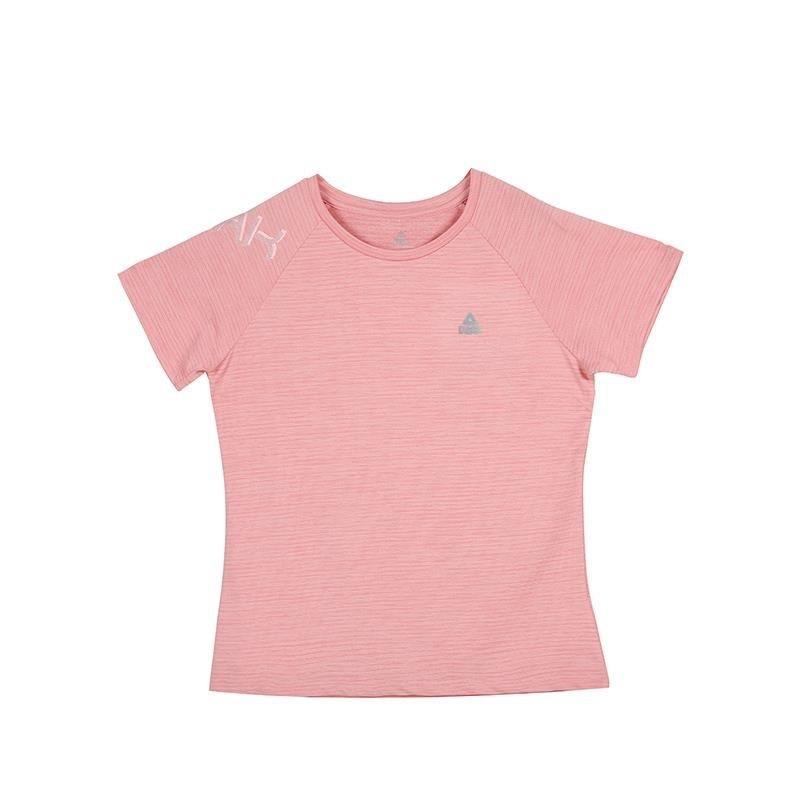 T-shirt Fitness Running Women - Pink