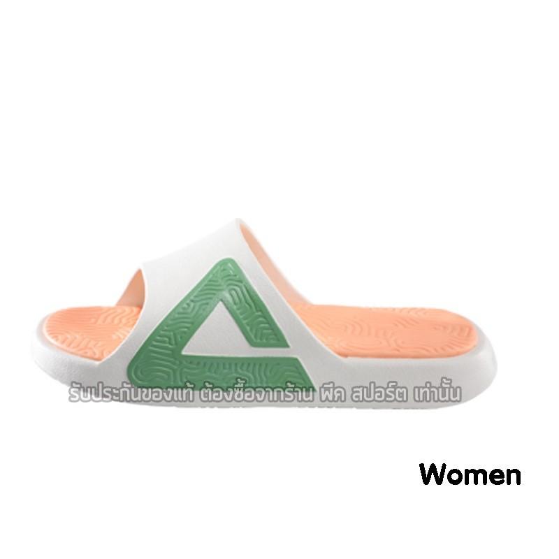 Taichi Slippers Women- White/Green