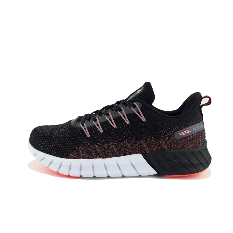 FLYII 8 Women - BLACK/red