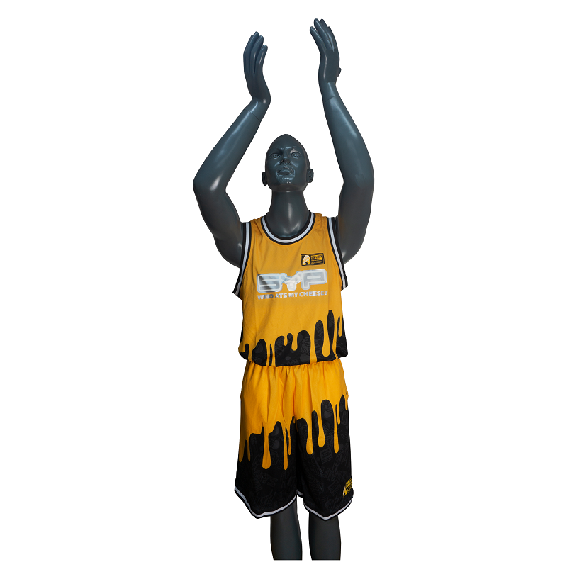 Basketball Uniform FW701101 SYP - Orange