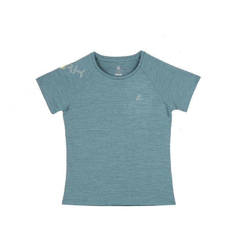 T-shirt Fitness Running Women - Green
