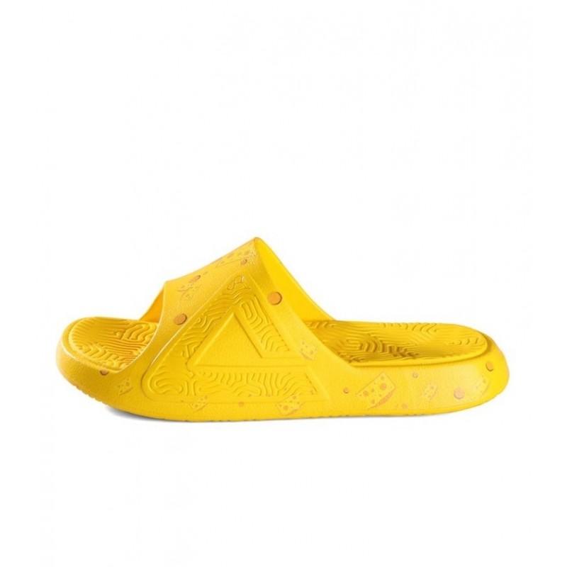 Taichi Slippers - Yellow