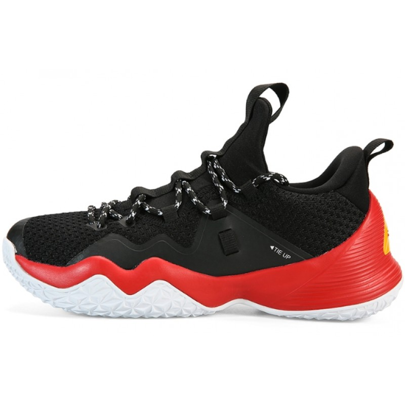 Fast Break - Black/Red
