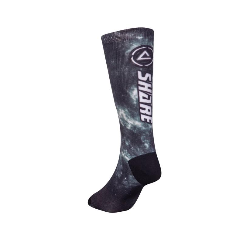 Sock High Cut W302002 - Black