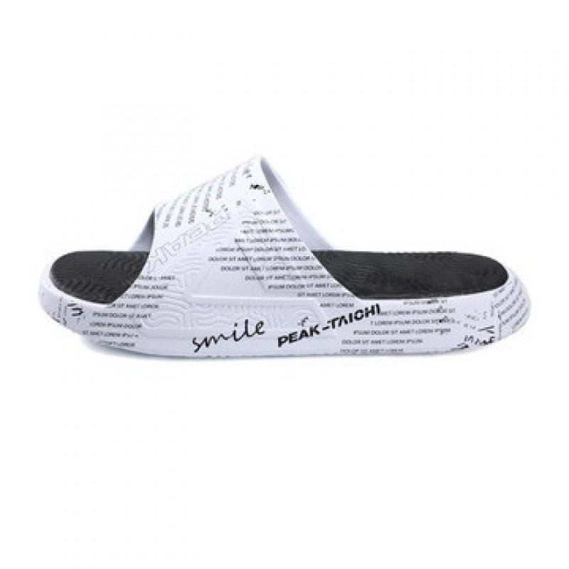 Taichi Slippers - White/Black