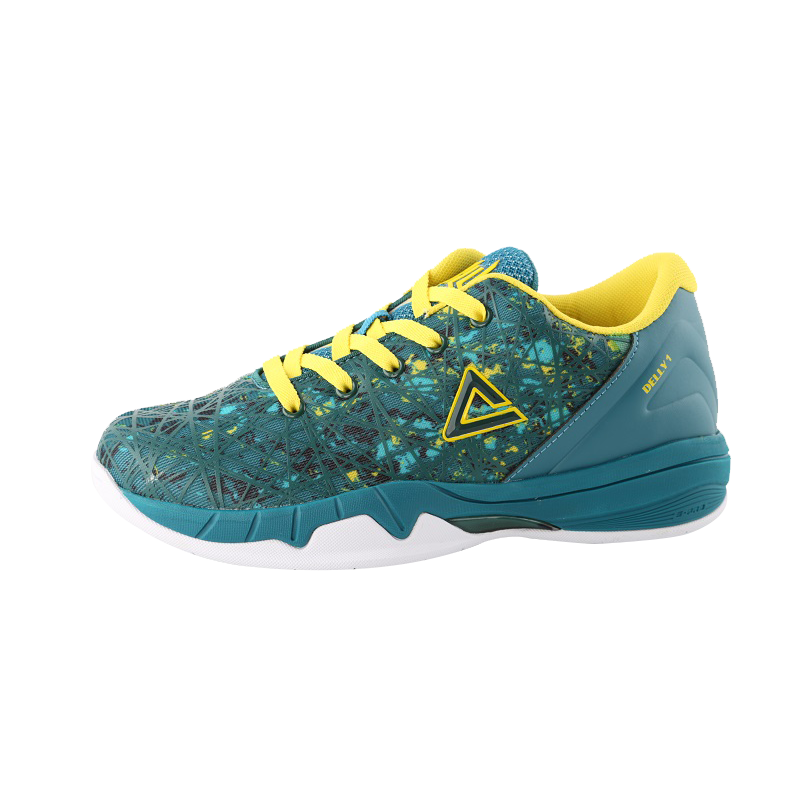 Delly1 Kids - Green/Yellow