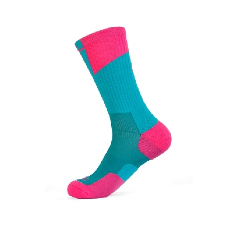 Sock W461011 - Green/Red