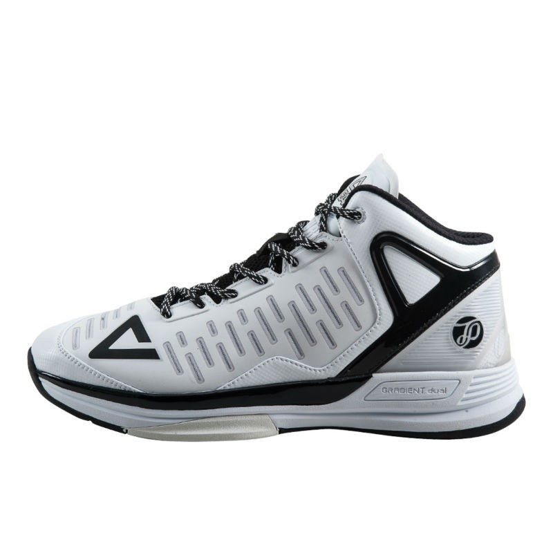 Tony Parker TP9II - WHITE/BLACK