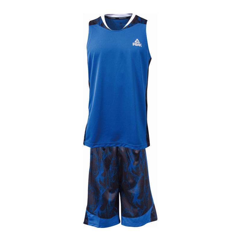 Basketball Uniform Sport Jersey - Blue