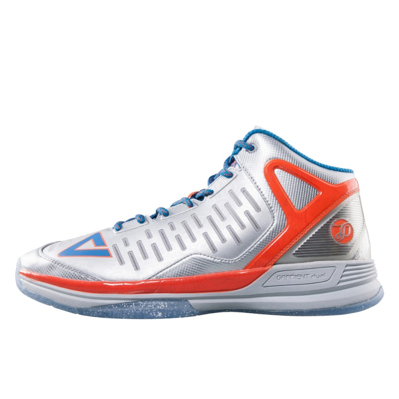 Tony Parker TP9II - SILVER/ORANGE