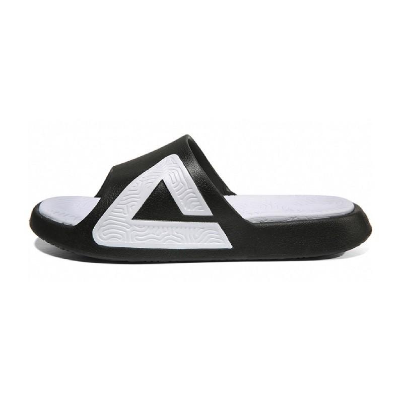 Taichi Slippers - Black/White