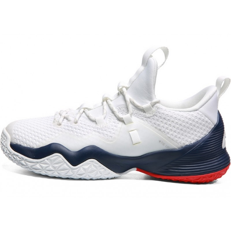 Fast Break - White/Navy
