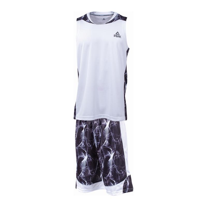 Basketball Uniform Sport Jersey - White