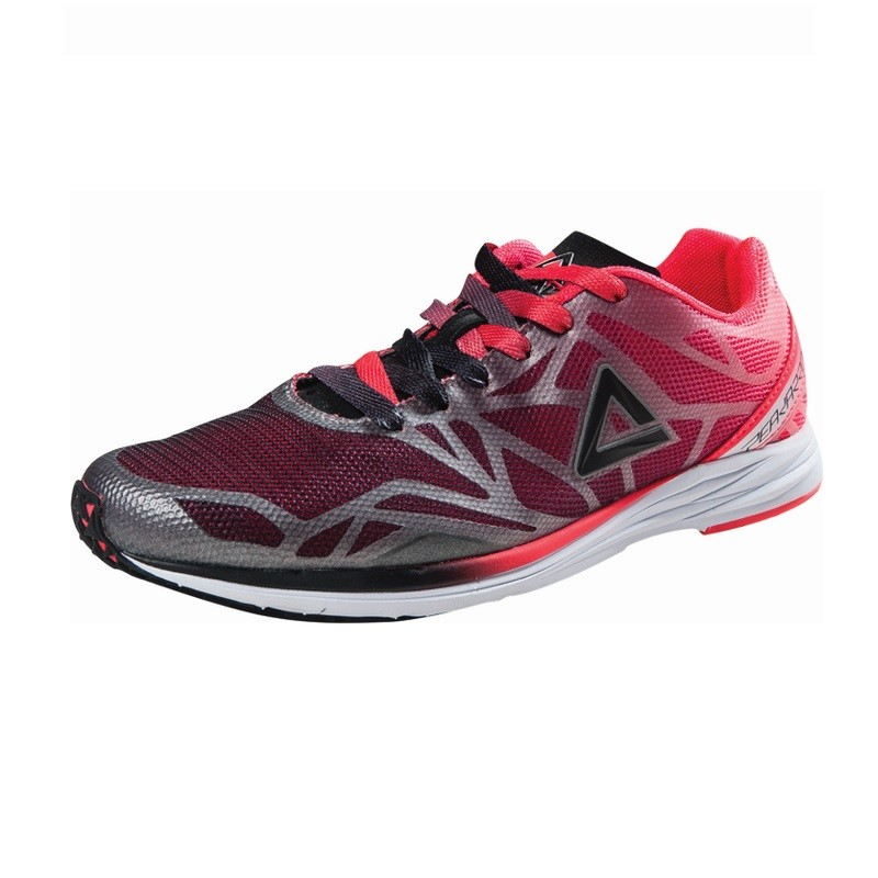 MARATHON ULTRA GRIP WOMEN - BLACK/RED