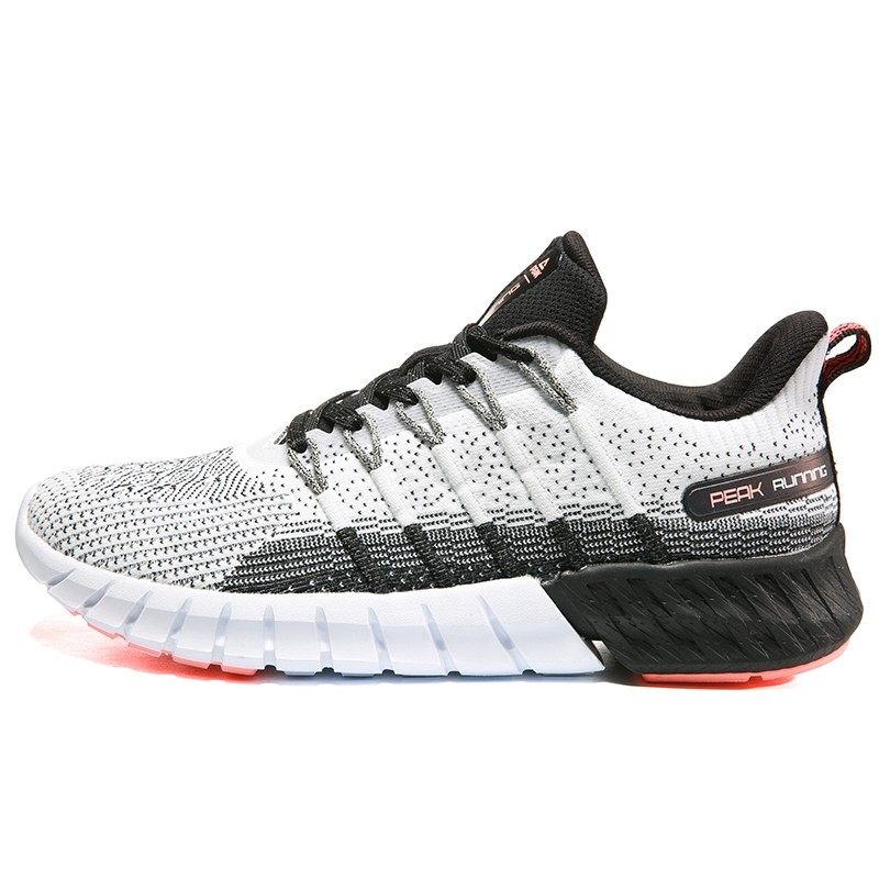 FLYII 8 Women - WHITE/BLACK