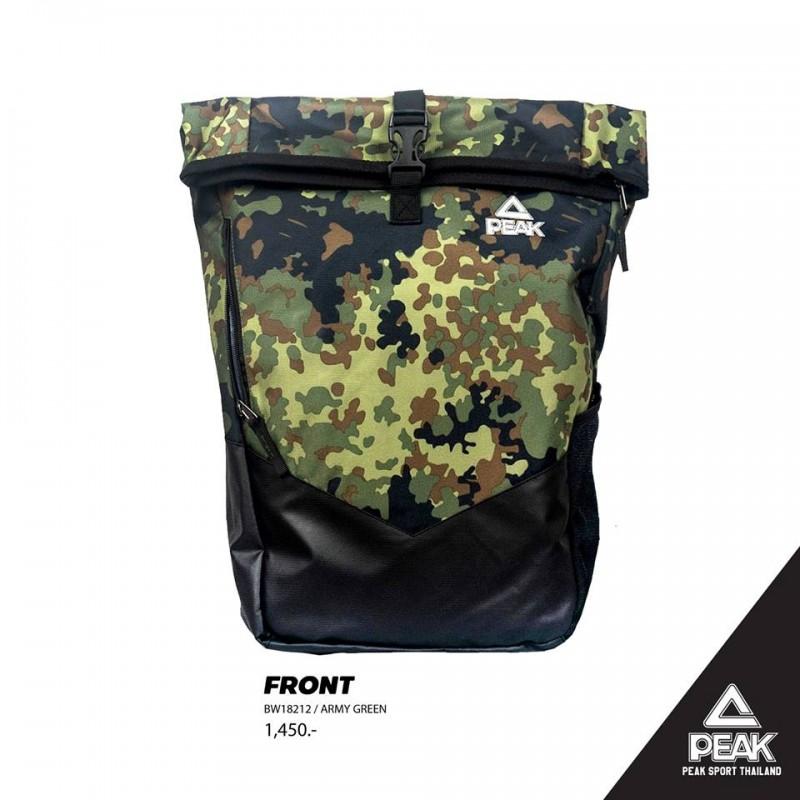 ADVENTURE SPORT BAG - GREEN